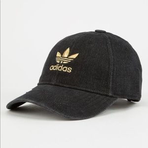 🆕 adidas women's originals relaxed denim hat